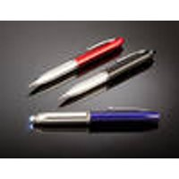 Engraved Pens set of 3, Font A / Leaflet