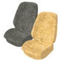 Lambs wool car seat covers, comfortable & warm!