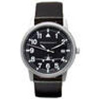 Pilot Watch with Date, Black Messerschmitt