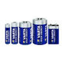 High Energy Batteries - the most powerful Varta Alkaline Series for energy hungry devices Varta