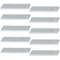 Spare Blade Set 18 mm - pack of 10 snap off blades OLFA