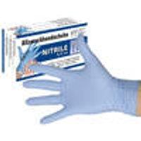 Nitrile Gloves 5.5 mil, size S, 100 St. Kerbl