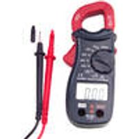Clamp on Digital Multimeter 600V for AC and DC Wetekom