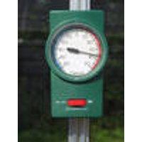 Min-Max greenhouse thermometer