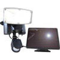 LED Lamp 12x0.5 W LEDs / 480 lm /IP44 Solar Panel + Motion Detector Wetelux