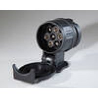 Short adapter, 13 to 7 pole, 12V, for trailers Dino