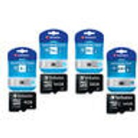 Class 10 Micro SD Memory Card 8 GB verbatim