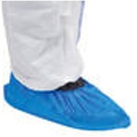 Single use overshoes, elasticated, ankle-high, 100 pieces