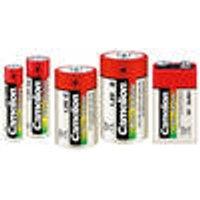 Mono (D) Alkaline Batteries, 4-Pieces Camelion