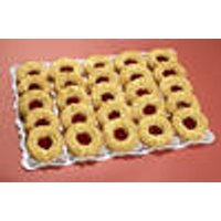 Marimba coconut pastry with fruit filling, 2x 400g