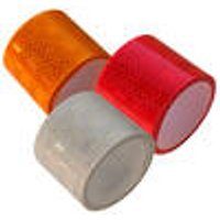 Reflective Adhesive Tape, 2 m, various colours