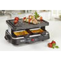 RA-2949 Table Grill, with 4 Heating Pans, 500 Watt Tristar