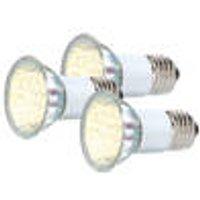 LED Reflector Light Bulb E27 / 21 SMDs / warm white, 230 V Sigalux