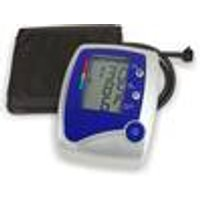 Blood pressure monitor for upper arm measurement