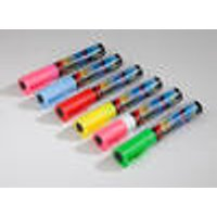 Markers for fluorescent LED panels - 6 pieces