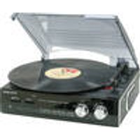 Record Player TTR-8633/N with FM Stereo Radio Roadstar
