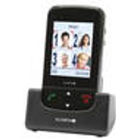 Brio Touch Slide mobile phone, big buttons, 2.4 colour display Olympia