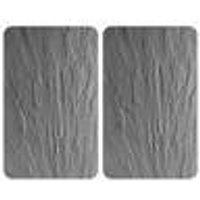 Stove top plates, set of 2, 30 x 52 cm Wenko
