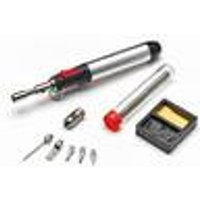Gas soldering tool set M 028, with plastic case CFH