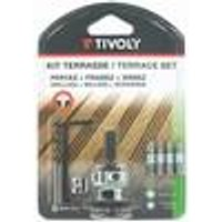 Terracing set, 7 pieces Tivoly