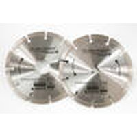 Diamond Saw Blades, 160 mm, Dual Saw CS 650 (no. 866 116), 2 pieces unbekannter Markenname