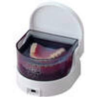 Denture cleaner battery powered,