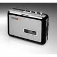 USB cassette player and digital converter, includes software Technaxx