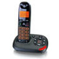 VITA DC5002 Cordless Big Button phone, DECT - with additional phone and charging base Switel