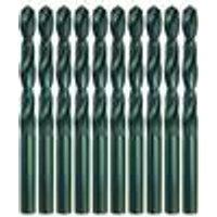 Roller-milled HSS spiral drill, 1mm - 10mm Westfalia