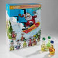 Gr ¤f s advent calendar, filled with 24 mini-spirits