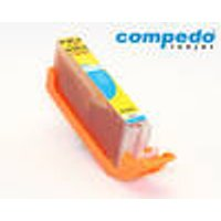 Replacement Ink Cartridge Canon CLI-571 XL Yellow Compedo