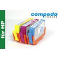 Replacement Ink Cartridge HP 920XL Multipack CMY 3P Compedo