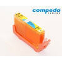 Printer cartridge, HP 935XL, yellow Compedo