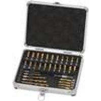 Titan Bit Set, 30 piece, aluminum case