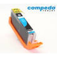 Replacement Ink Cartridge Canon CLI-571 XL Grey Compedo