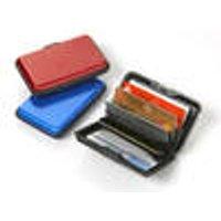 Aluminium Credit Card Case, Red