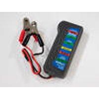 12 V Battery Tester Westfalia