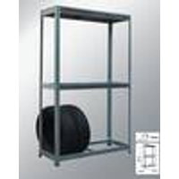 Tyre Storage Rack 2-tier