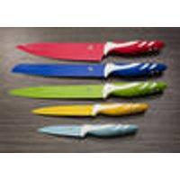 Premium kitchen knife set, 5-piece