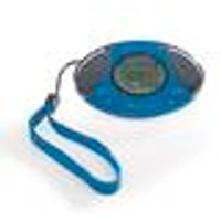 Step counter with calorie indicator, blue VitalMaxx