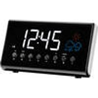 Clock radio with temperature and weather indicator DENVER ®