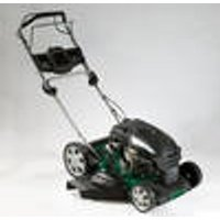 Big Wheeler 510/2, Petrol Lawn Mower, 8 in 1 GartenMeister