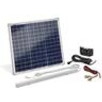 Solar Power Kit, 30 W, 8 W LED Light Esotec