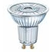 LED Superstar Reflector Lamp Dimmable,7.2W, GU10, warm white Osram