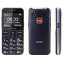 Large Button Cell Phone with camera, flashlight and DualSim slot