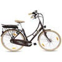 Haamstede City Ladies E-Bike, 28, 50 Mile Range LLobe
