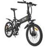 City II Foldable City Bike, 20, 40-60 Mile Range LLobe