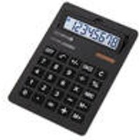 Jumbo pocket calculator in DIN A4 format Olympia