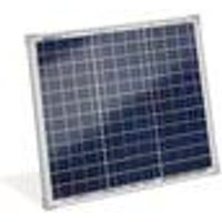 Solar panel, 30 watts, 5 m cable, 52 x 45 x 2.4 cm Esotec