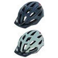 Bicycle Helmet with LED, grey, 58-61 cm Prophete